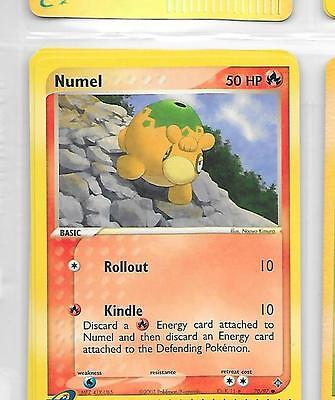 NUMEL - 70/97 – Pokemon – Ex Dragon - NM = Buy more cards and save!