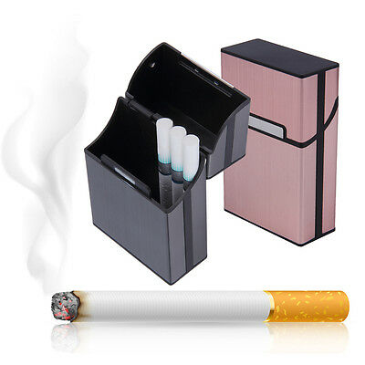 Колбы Light Aluminum Cigarette Cigar Case