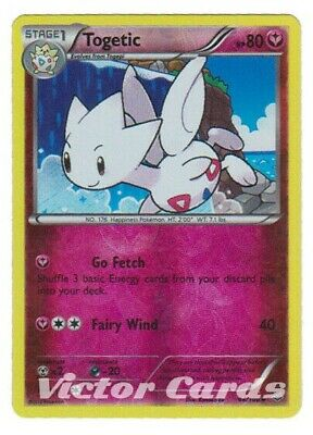 Pokemon Togetic - 44/108 - Reverse Holo - Roaring Skies - MP