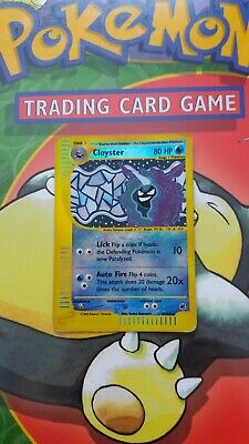 Cloyster 8/165 Expedition Base Set Reverse Holo Rare Pokemon Card
