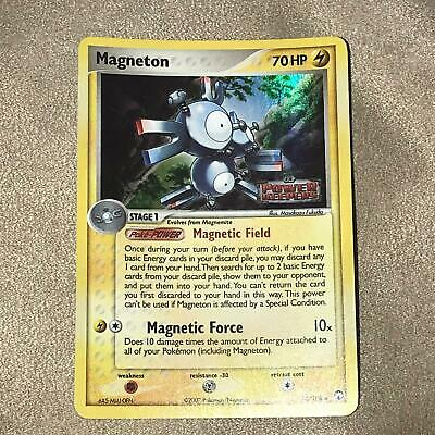 Magneton ~ 16/108 ~ Stamped Holo ~ EX POWER KEEPERS ~ NM ~ Pokemon Card