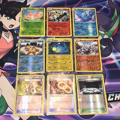 /160 PRIMAL CLASH ~ REVERSE HOLOS ~ CHOOSE YOUR OWN SINGLE CARDS ~ Pokemon Card