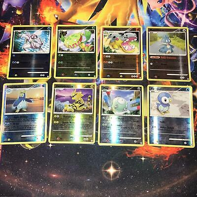 /130 DIAMOND & PEARL ~ REVERSE HOLOS ~ CHOOSE YOUR SINGLE CARDS ~ Pokemon Card