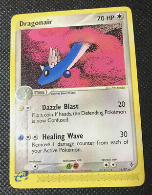 Pokemon Dragonair - MINT - EX Dragon (14/97) NON-HOLO