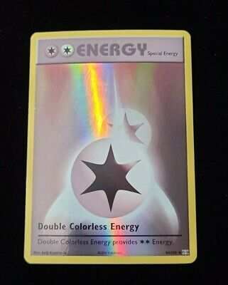 Double Colorless Energy 90/108 Reverse Holo XY Evolutions Pokemon Card