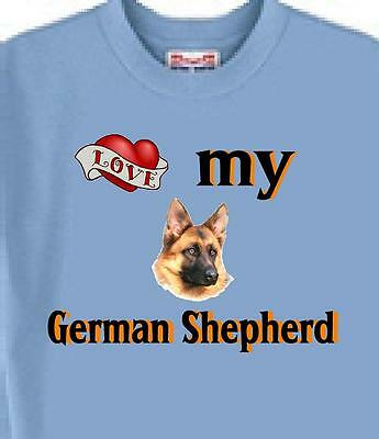 Футболка Dog T Shirt Love My
