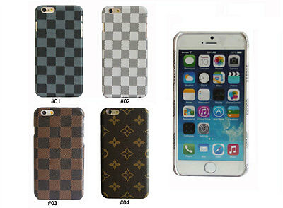 Cases, shell and Luxury famous grid