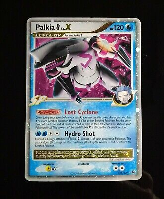 Pokemon Palkia G LV.X 125/127 Rare Holo LV x. Platinum Set. Lightly Played