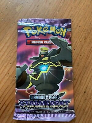 Pokemon Diamond and Pearl Stormfront Booster Pack Dusknoir Unweighed