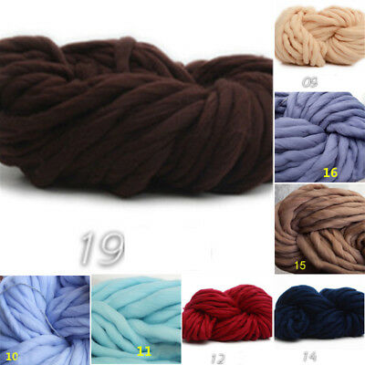 пряжа Sale Chunky Roving Warm Yarn