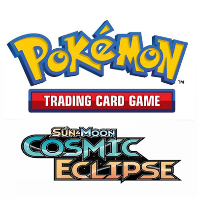 Pokemon Cosmic Eclipse Single Cards N/Mint Condition Multi Buy Up To 50% Off