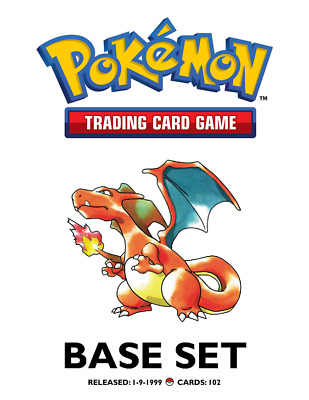 ⭐️🇨‌🇭‌🇴‌🇴‌🇸‌🇪‌‌ 🇨‌🇦‌🇷‌🇩‌ Shadowless Base Set Pokemon Cards 1999 🎏