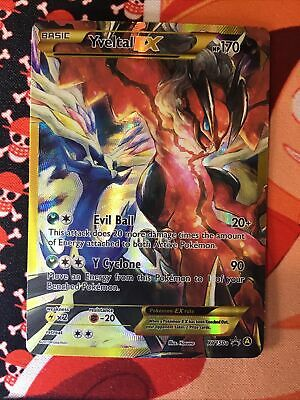 Pokemon XY Premium Trainer Collection Yveltal EX XY150a Promo