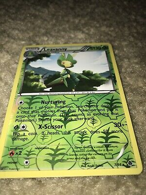 Leavanny 7/98  Rare Reverse Holo NM-Mint Pokemon BW - Emerging Powers