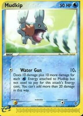 Mudkip  - 65/97 - Common NM Ex Dragon Pokemon 2B3