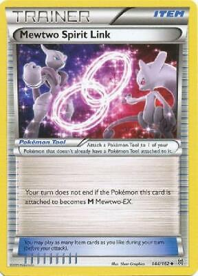 Mewtwo Spirit Link - 144/164 - Uncommon NM Pokemon XY Breakthrough 2B3