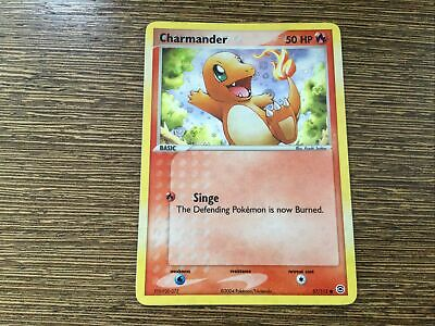 Pokemon Card CHARMANDER 57/112 Ex FireRed LeafGreen Reverse Holo English Nm/Mint