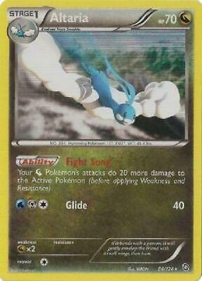 Altaria - 84/124 - Holo Rare NM Dragons Exalted Pokemon JG2