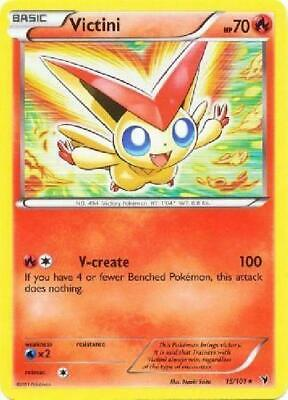 Victini - 15/101 - Holo Rare NM Noble Victories Pokemon JG2