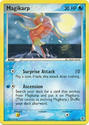 Magikarp - 67/112 - Uncommon NM FireRed & LeafGreen Pokemon
