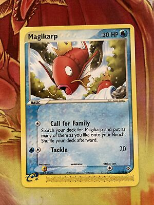 Pokemon Card Magikarp 60/97 EX Dragon NM