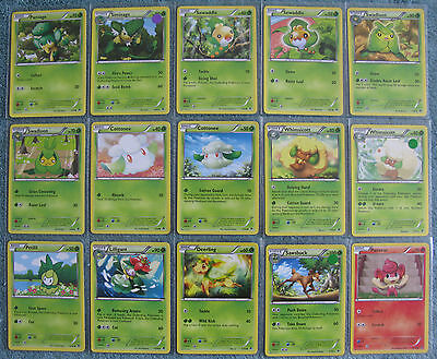 Pokemon TCG B&W Emerging Powers Holo, Rare, Uncommon & Common Cards [Part 1/4]