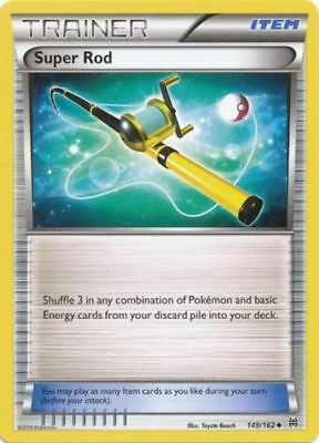 1x Pokemon TCG Breakthrough - Super Rod 149/162 NM/MINT