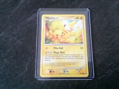 Pokemon Arceus Platinum 2009  Pikachu Common 71/99