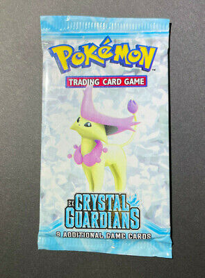 UNOPENED Pokémon EX Crystal Guardians Booster Pack Delcatty - Pokemon TCG Sealed
