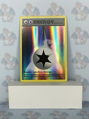 Double Colorless Energy Reverse 90/108  - XY Evolutions - Pokemon Cards - NM