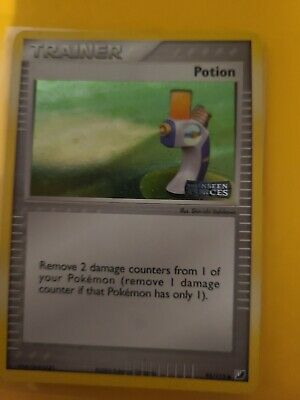 Potion Holo Stamped 95/115 - EX Unseen Forces Pokemon Card TCG LP