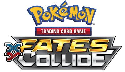 Pokemon Fates Collide | Individual Cards | Choose Your Own