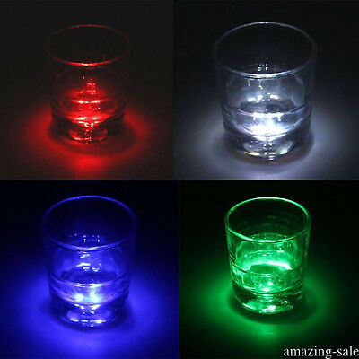 Подставки 3 LED Lights Cup Sticker