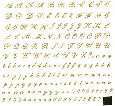 Керамическая Decals New Design Alphabet in