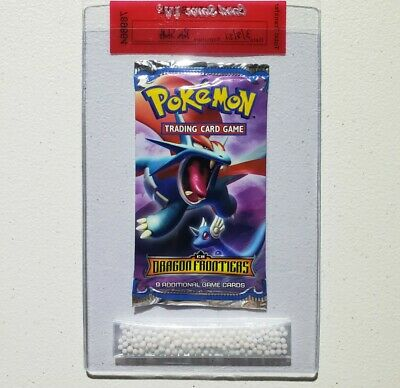 Pokemon EX Dragon Frontiers Booster Pack - Salamence Art - New & Sealed