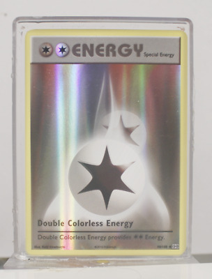 Double Colorless Energy 90/108 Reverse Holo XY Evolutions NM Pokemon Card