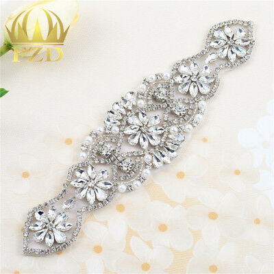 аппликации Crystal Rhinestone Applique Iron On