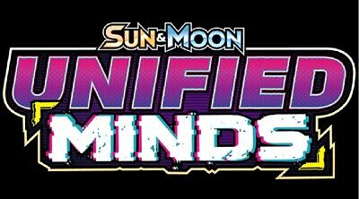 Pokemon TCG: Sun and Moon - Unified Minds - Common Cards