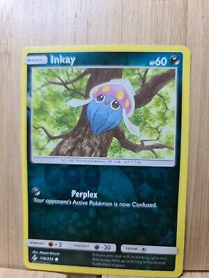 INKAY🏆Reverse Holo 118/214 Unbroken Bonds (Genuine) Pokemon Card🏆