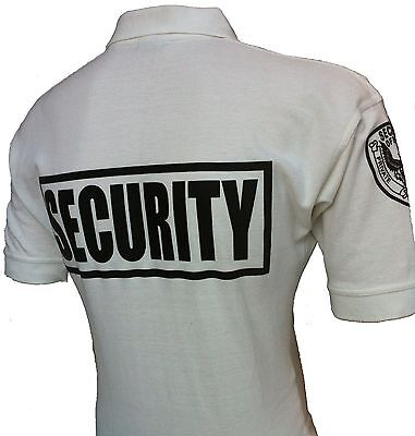 Рабочая рубашка SECURITY POLO SHIRT DELUXE