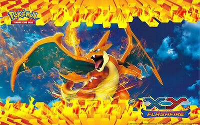 Pokemon cards XY Flashfire /106 Single cards to choose from/ FREE POST