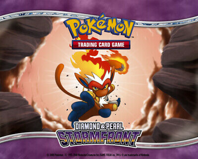 Pokemon cards Stormfront /100 Single cards up to 50% Discount