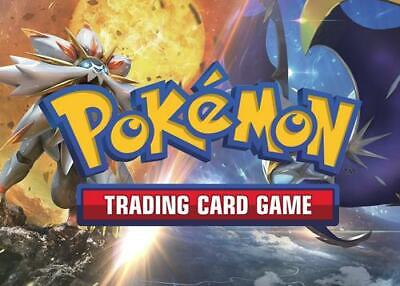 Pokemon Non-Holo Metal, Dark, Dragon, Fire, and Fairy Character Cards