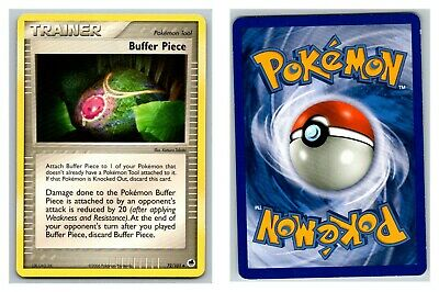 Buffer Piece 72/101 Dragon Frontiers Pokemon Card *P Condition