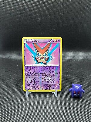 Pokemon - Victini 43/101 Reverse Holo Rare Noble Victories Light Play See pics