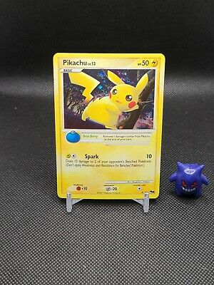Pokemon - Pikachu 9/17 Holo Rare Promo Pop Series 6 Light Play Read