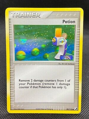 Potion Holo Stamped 95/115 - EX Unseen Forces Pokemon Card TCG