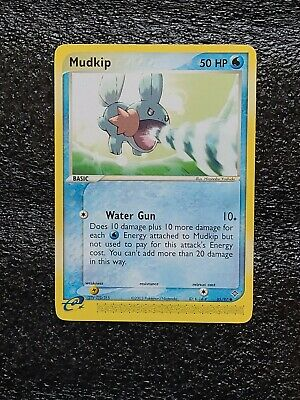 MUDKIP 65/97 Ex Dragon POKEMON CARD - Non-Holo, Common tgc