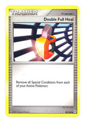 Pokemon Double Full Heal 105 Diamond & Pearl Uncommon Lightly Played Fast Shippi