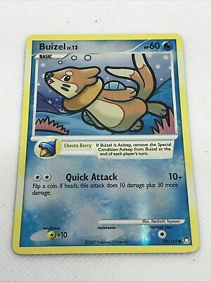 Pokemon  Buizel Lv 12 Mysterious Treasures Lightly Played